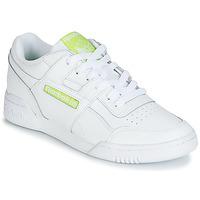 Schuhe Sneaker Low Reebok Classic WORKOUT PLUS MU Weiß