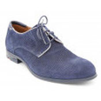 Chaussures Homme Derbies Lloyd davos bleu