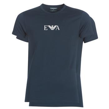 Kleidung Herren T-Shirts Emporio Armani CC715-111267-27435 Marine