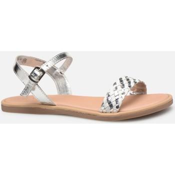 Chaussures Fille Sandales et Nu-pieds Mod'8 703040 argent