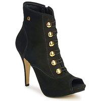 Schuhe Damen Low Boots Carmen Steffens 6912030001 Schwarz