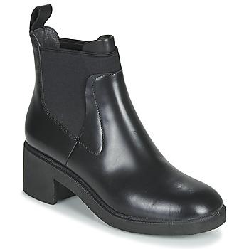 Chaussures Femme Boots Camper WONDER CHELSEA Noir