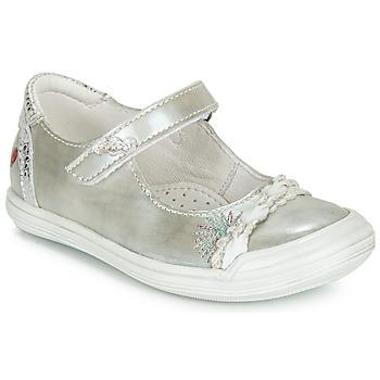 Schuhe Mädchen Ballerinas GBB MARION Silbern