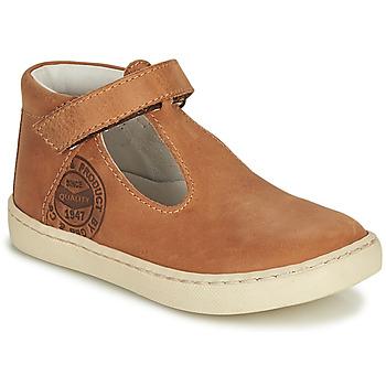 Schuhe Jungen Sandalen / Sandaletten GBB PRESTON Braun