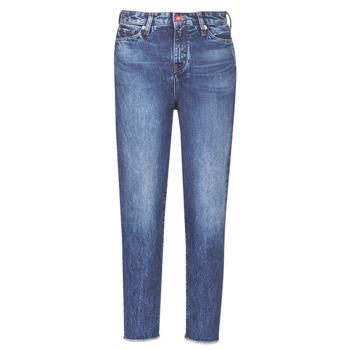 Abbigliamento Donna Jeans boyfriend Armani Exchange 6GYJ16-Y2MHZ-1502 Blu