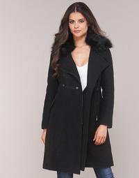 Vêtements Femme Manteaux Moony Mood LITELA Noir