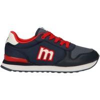 Chaussures Enfant Baskets basses MTNG 47730 Azul