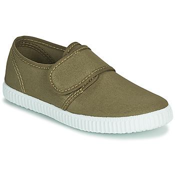 Schuhe Jungen Sneaker Low André CARGO Kaki