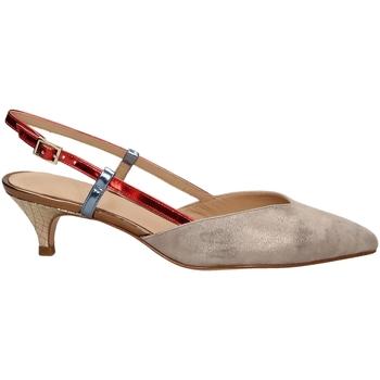 Chaussures Femme Escarpins What For RORO KID ecru-ecru_SS_