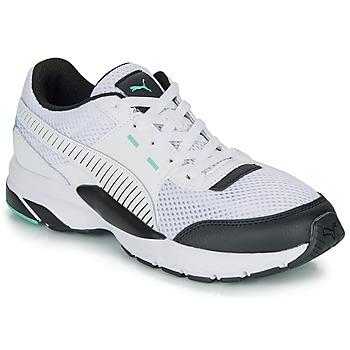Scarpe Sneakers basse Puma FUTURE RUNNER PREMIUM Bianco / Nero