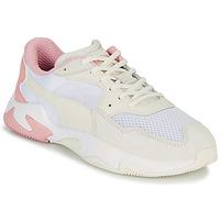 Chaussures Homme Baskets basses Puma STORM ORIGIN PASTEL Blanc