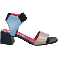 Chaussures Femme Sandales et Nu-pieds Le Babe MINA NAPPA grigio
