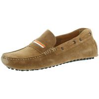 Chaussures Homme Mocassins TBS Mocassin  Kipster ref_45917 Havane Marron