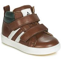 Schuhe Jungen Sneaker High Acebo's 3040-CUERO-C Braun,