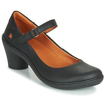 Schuhe Damen Pumps Art ALFAMA Schwarz
