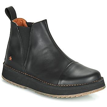 Schuhe Damen Boots Art ORLY Schwarz