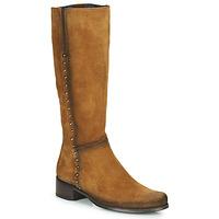 Schuhe Damen Klassische Stiefel Dorking CRUSCA Braun,