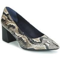 Chaussures Femme Escarpins Dorking SOFI Reptil