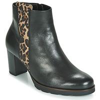 Scarpe Donna Stivaletti Gabor 3554122 Nero / Leopard