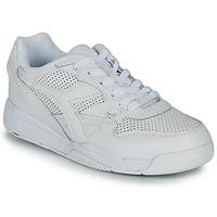Schuhe Sneaker Low Diadora REBOUND ACE Weiß