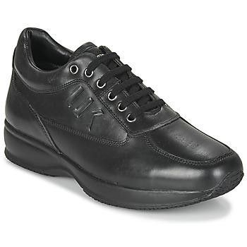 Schuhe Herren Sneaker Low Lumberjack RAUL Schwarz