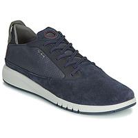 Scarpe Uomo Sneakers basse Geox AERANTIS Marine