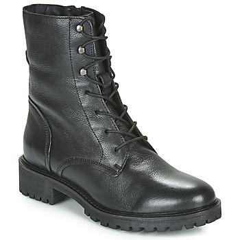 Chaussures Femme Bottines Geox D HOARA Noir