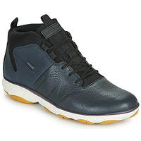 Chaussures Homme Baskets montantes Geox U NEBULA 4 X 4 B ABX Marine