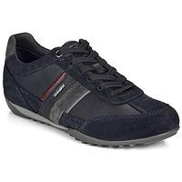 Scarpe Uomo Sneakers basse Geox U WELLS Marine