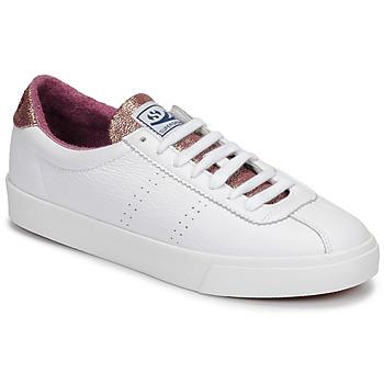 Schuhe Damen Sneaker Low Superga 2843 COMFLEALAMEW Weiß