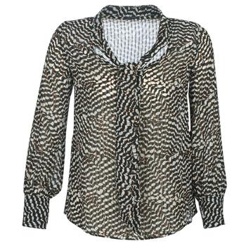 Abbigliamento Donna Top / Blusa Ikks BP13065-02 Beige / Nero