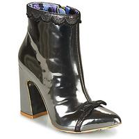 Schuhe Damen Low Boots Irregular Choice ANASTASIA Schwarz