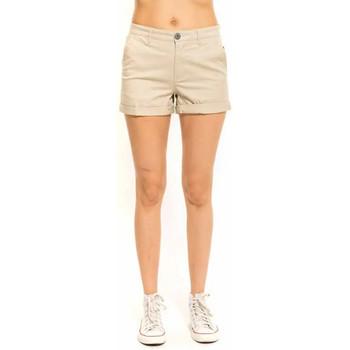 Vêtements Femme Shorts / Bermudas Waxx Short Chino BOMBA Beige