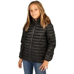 Vêtements Enfant Doudounes Waxx Doudoune Fille STRASS Noir