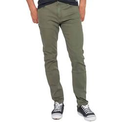 Vêtements Homme Jeans droit Waxx Pantalon joggjean BRONX Vert Kaki