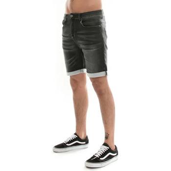 Vêtements Homme Shorts / Bermudas Waxx Short joggjean PACIFIC Noir