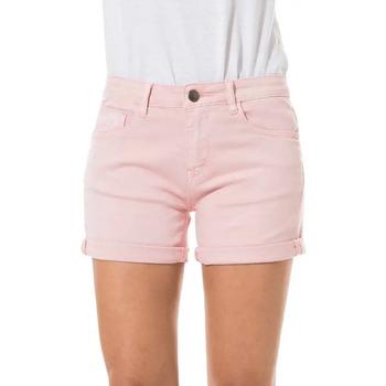 Vêtements Femme Shorts / Bermudas Waxx Short joggjean INDIAN Rose