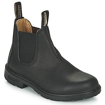 Chaussures Enfant Boots Blundstone KIDS-BLUNNIES-531 Noir