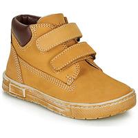 Schuhe Jungen Sneaker High Chicco CLAY Ocker