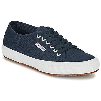 Schuhe Sneaker Low Superga 2750 COTU CLASSIC Blau / Marineblau