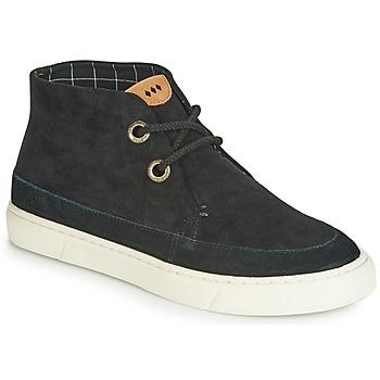 Schuhe Herren Sneaker High Armistice BLOW DESERT Schwarz