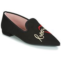 Schuhe Damen Ballerinas Pretty Ballerinas ANGELIS Schwarz