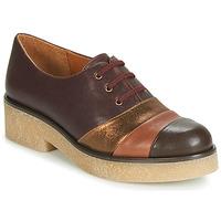 Schuhe Damen Derby-Schuhe Chie Mihara YELLOW Bordeaux