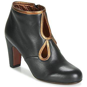 Schuhe Damen Low Boots Chie Mihara KOSPI Golden