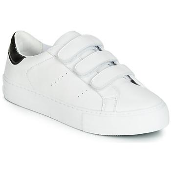 Chaussures Femme Baskets basses No Name ARCADE STRAPS Blanc