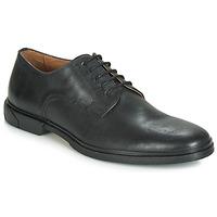 Schuhe Herren Derby-Schuhe Schmoove BANK-DERBY Schwarz