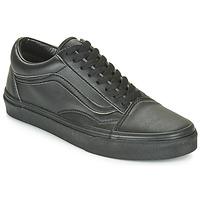 Schuhe Sneaker Low Vans OLD SKOOL Schwarz