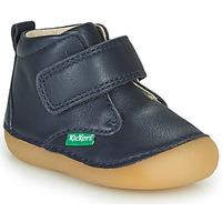 Chaussures Garçon Boots Kickers SABIO Marine