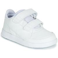 Chaussures Enfant Baskets basses adidas Performance ALTASPORT CF I Blanc