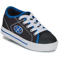 Schuhe Jungen Rollschuhe Heelys CLASSIC X2 Schwarz / Weiss / Blau